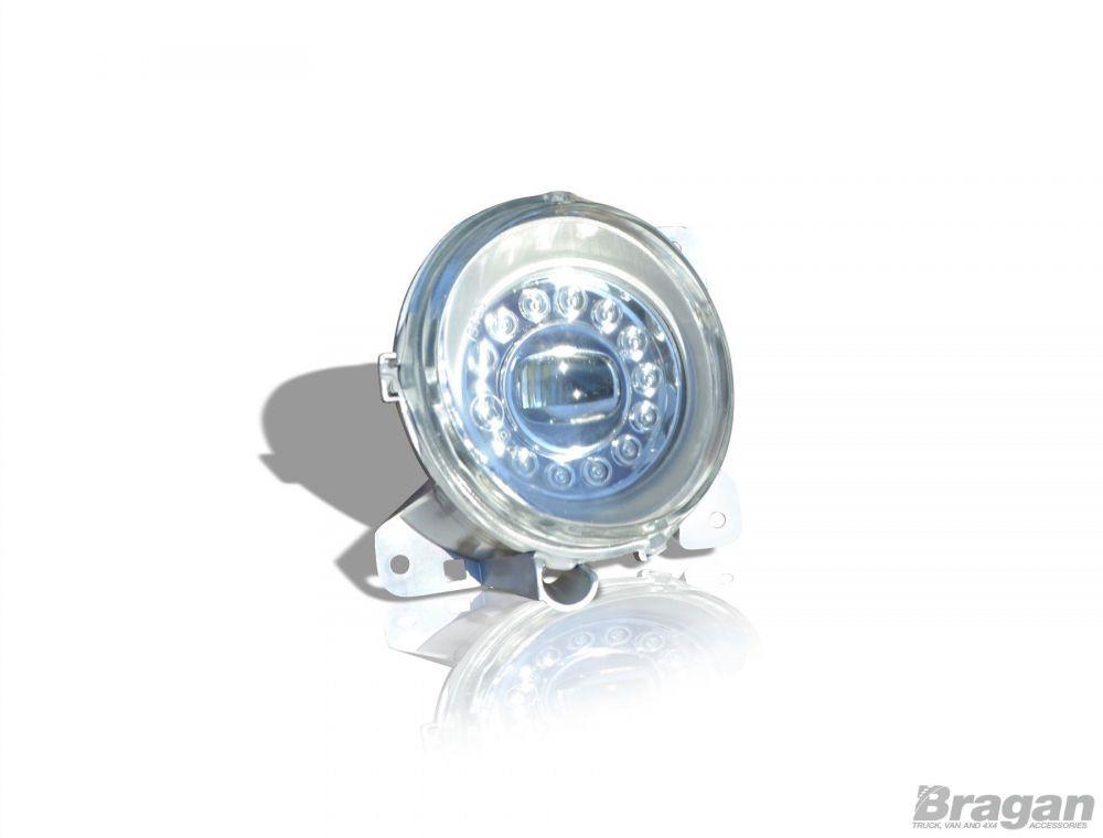 Q5 Driver Side Offside Front Fog Light Lamp Unit 2009-2014